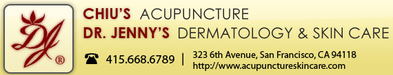 Acupuncture and Skin Care